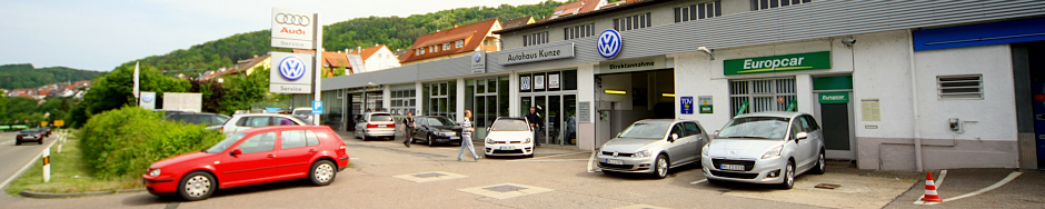 Autohaus Kunze Service GmbH – Audi Service